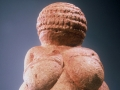 THE GREAT GODDESS OF WILLENDORF, Europe, C. 25,000 B.C.E.