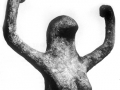 THE BIRD-HEADED SNAKE GODDESS, Africa, C. 4000 B.C.E.